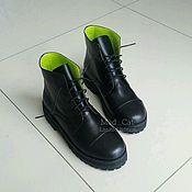 Boots handmade. Livemaster - original item Boots of genuine leather. Handmade.