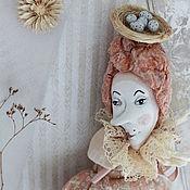 Куклы и игрушки handmade. Livemaster - original item Madame Coco. Handmade.