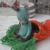 Куклы и игрушки ручной работы. Ярмарка Мастеров - ручная работа Морковные мечты. Handmade.
