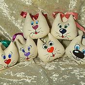 Куклы и игрушки ручной работы. Ярмарка Мастеров - ручная работа Котейки.. Handmade.
