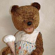 Куклы и игрушки ручной работы. Ярмарка Мастеров - ручная работа Медвежка. Handmade.