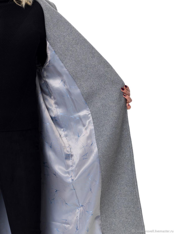 ad9063479 Ярмарка Мастеров. Верхняя одежда ручной работы. пальто женское  демисезонное. julius novell.
