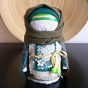 Народная кукла ручной работы. Ярмарка Мастеров - ручная работа Кукла-оберег Крупеничка (изобилие, процветание и благополучие в доме). Handmade.