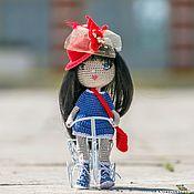 Куклы и игрушки handmade. Livemaster - original item Soft toys: little Parisian. Handmade.