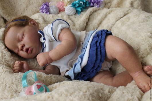Куклы-младенцы и reborn ручной работы. Ярмарка Мастеров - ручная работа. Купить Малышка Пиппен)) Pippen by Bonnie Brown. Handmade.