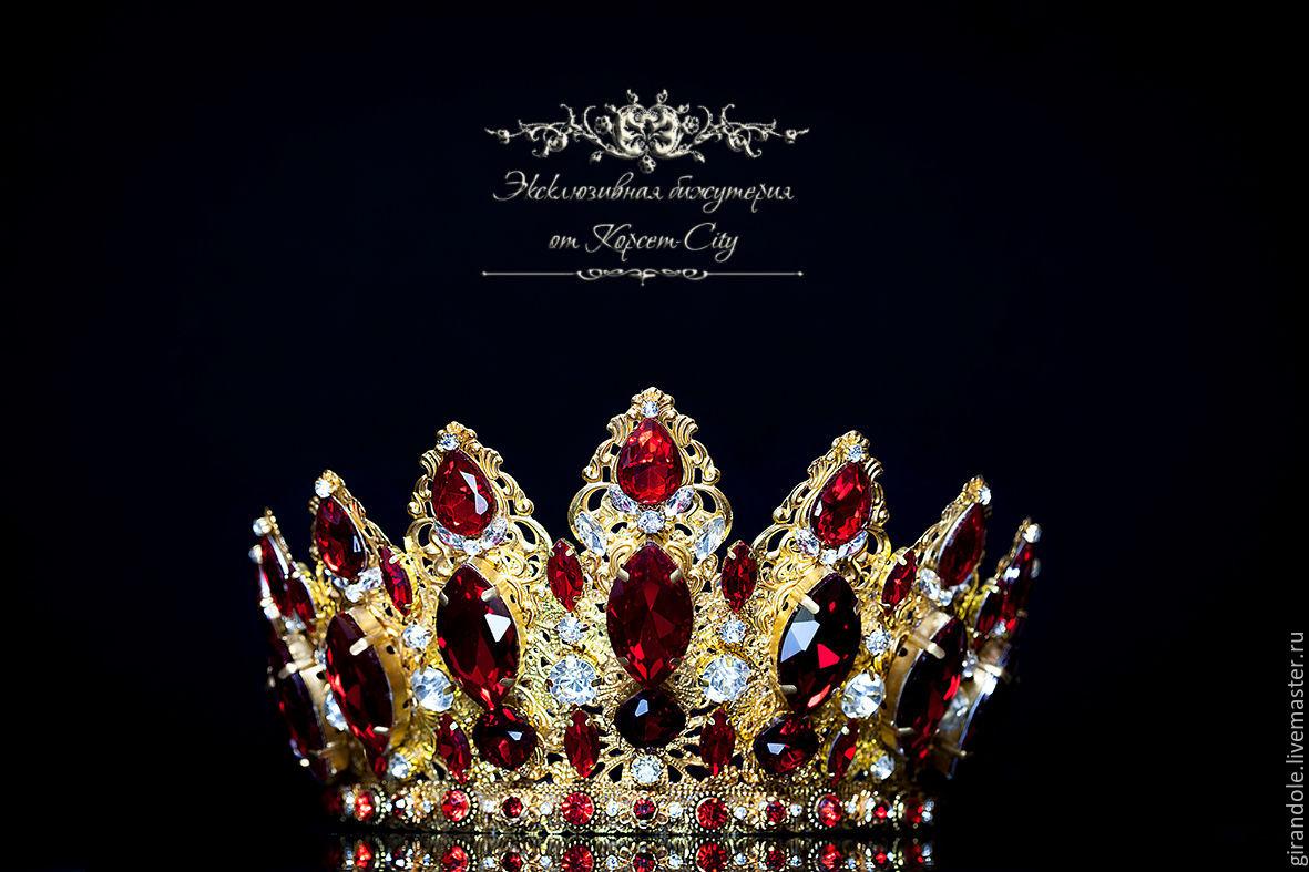 Корона или диадема своими руками 452