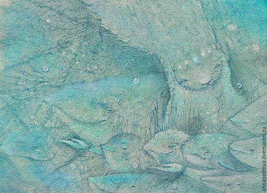 Картина Волшебные Рыбы