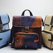 handmade. Livemaster - original item Backpacks: Women`s Backpack. Handmade.
