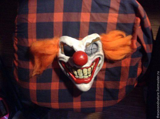 Карнавальные костюмы ручной работы. Ярмарка Мастеров - ручная работа. Купить Сладкоежка из игры TWISTED METAL. Handmade. Clown, белый