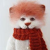 """Куклы и игрушки ручной работы. Ярмарка Мастеров - ручная работа Кошечка """"Душечка"""". Handmade."""