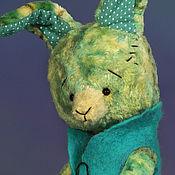 Куклы и игрушки ручной работы. Ярмарка Мастеров - ручная работа Заяц Веня ( 19 см ). Handmade.