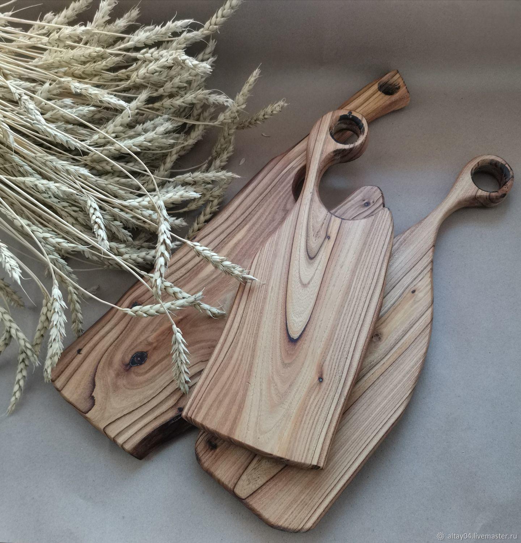 Cutting boards: Beautiful unique dostochki from karagach, Cutting Boards, Turochak,  Фото №1