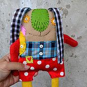 Куклы и игрушки ручной работы. Ярмарка Мастеров - ручная работа Зайцев. Handmade.