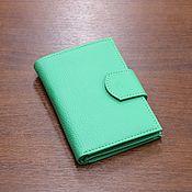 Сумки и аксессуары handmade. Livemaster - original item 3in1 auto document wallet. Handmade.