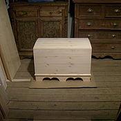 Для дома и интерьера ручной работы. Ярмарка Мастеров - ручная работа Сундук из сосны. Handmade.