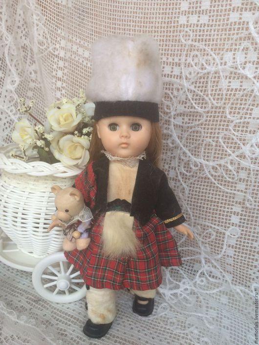 Винтажные куклы и игрушки. Ярмарка Мастеров - ручная работа. Купить Винтажная куколка Ginny. Handmade. Комбинированный, резина