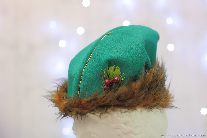 Winter adventure Pixie hat, Caps, Irkutsk,  Фото №1