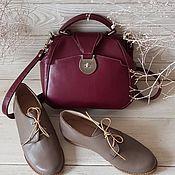 Сумки и аксессуары handmade. Livemaster - original item Mini bag. Handmade.