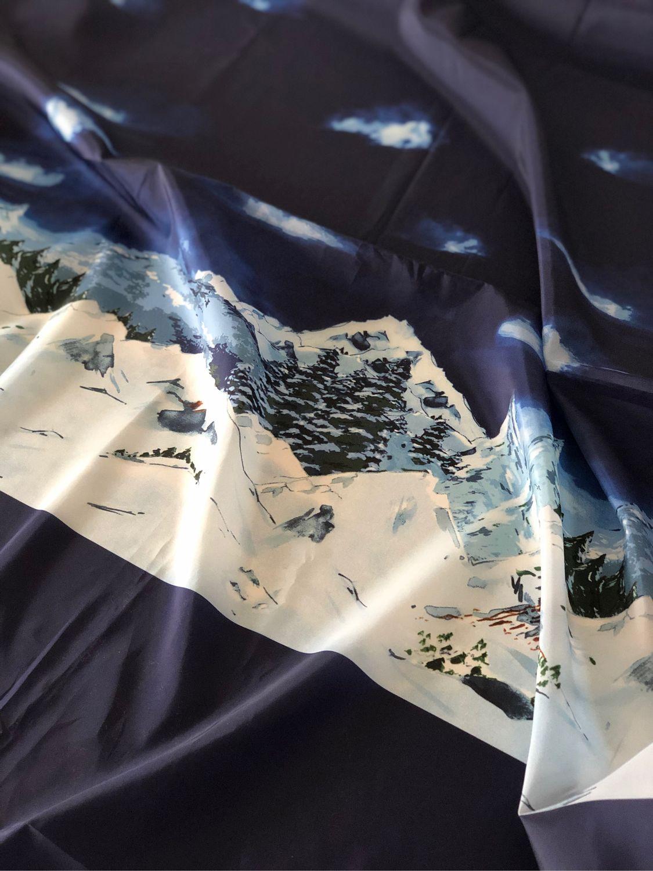 Italian raincoat fabric, raincoat Italy, Fabric, Taganrog,  Фото №1