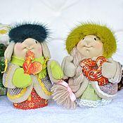 Сувениры и подарки handmade. Livemaster - original item Russian dolls