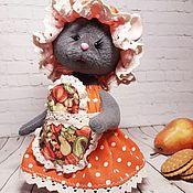Куклы и игрушки handmade. Livemaster - original item Claudius The Mouse. symbol of the year.. Handmade.