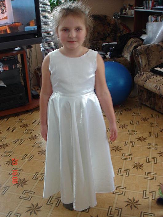 """Одежда для девочек, ручной работы. Ярмарка Мастеров - ручная работа. Купить Платье для девочки """"На бал"""". Handmade. Нарядное платье"""