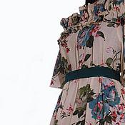 """Одежда ручной работы. Ярмарка Мастеров - ручная работа Бохо-платье """"VETER-38"""". Handmade."""