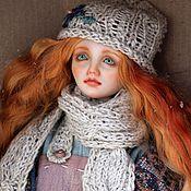 Куклы и игрушки ручной работы. Ярмарка Мастеров - ручная работа Шарнирная кукла Марта. Handmade.