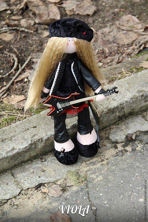 Куклы Тильды ручной работы. Ярмарка Мастеров - ручная работа. Купить Кукла Виола. Handmade. Кукла, кукла Тильда