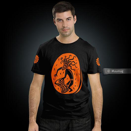 Мужская футболка «Джембе»
