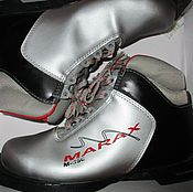 Обувь ручной работы. Ярмарка Мастеров - ручная работа Лыжные ботинки 38,39. Handmade.