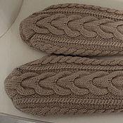 Одежда ручной работы. Ярмарка Мастеров - ручная работа Рукава для мехового жилета утепленные. Handmade.