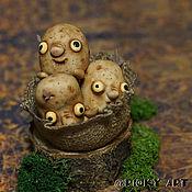 Куклы и игрушки ручной работы. Ярмарка Мастеров - ручная работа Картофанчик. Handmade.