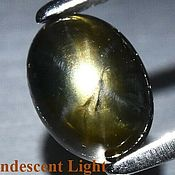 Материалы для творчества handmade. Livemaster - original item Sapphire dark green with a star (Sold). Handmade.