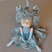 """Куклы и игрушки handmade. Livemaster - original item Doll OOAK Dreamer """"Pearl"""". Handmade."""