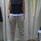 Одежда handmade. Livemaster - original item Pants knitted .. Handmade.