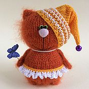 Куклы и игрушки handmade. Livemaster - original item Pussy Gnomusy.. Handmade.