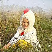 """Работы для детей, ручной работы. Ярмарка Мастеров - ручная работа """"Пушистый цыпленок"""" костюм. Handmade."""