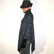 Одежда ручной работы. Ярмарка Мастеров - ручная работа Пончо. Handmade.