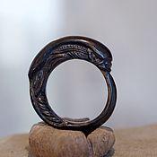 Украшения handmade. Livemaster - original item Chestburster ring. Handmade.