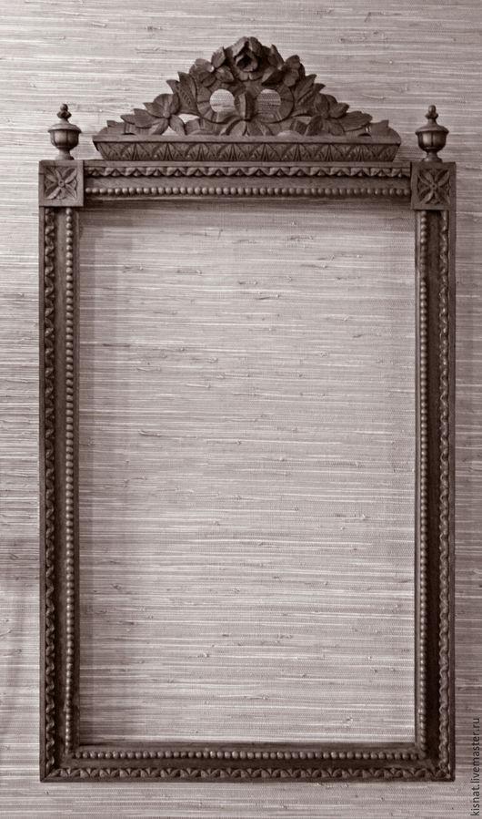 Зеркала ручной работы. Ярмарка Мастеров - ручная работа. Купить Старинная рама под декор №4. Handmade. Разноцветный, антикварный