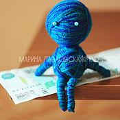 """Фен-шуй и эзотерика ручной работы. Ярмарка Мастеров - ручная работа """"Финансовое благополучие"""" Кукла-помощник. Handmade."""