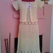 Одежда ручной работы. Ярмарка Мастеров - ручная работа Комплект летний. Handmade.