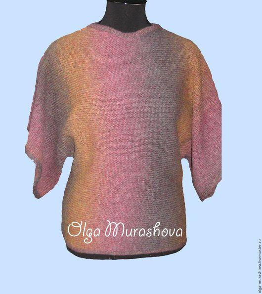 Кофты и свитера ручной работы. Ярмарка Мастеров - ручная работа. Купить Джемпер из кауни. Handmade. Джемпер, кауни, пряжа
