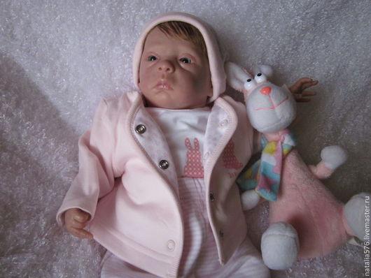 Куклы-младенцы и reborn ручной работы. Ярмарка Мастеров - ручная работа. Купить Кукла реборн Джулия от Э. Воснюк. Handmade.