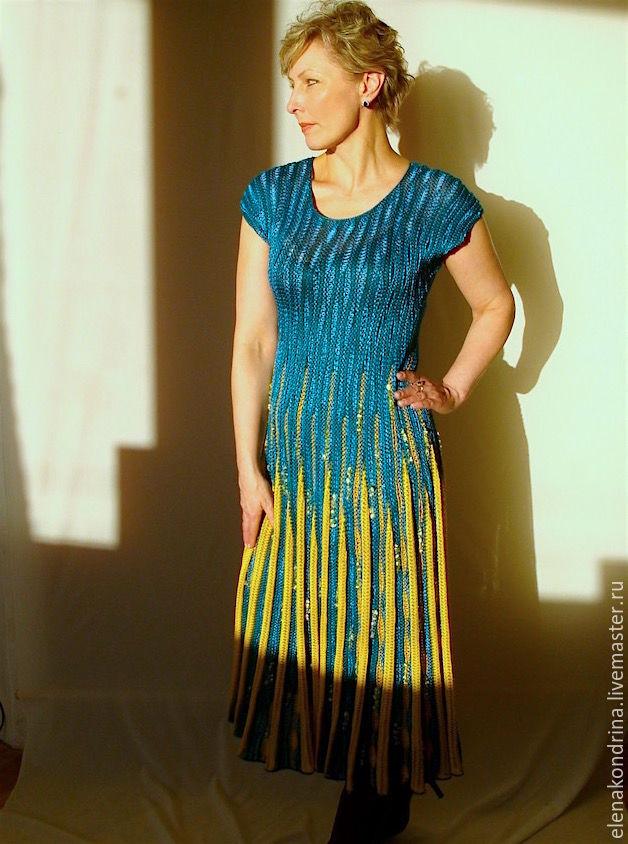 Морское платье с доставкой