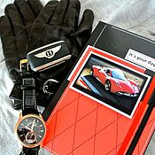 Канцелярские товары handmade. Livemaster - original item Diary notebook gift red men`s This is your day. Handmade.