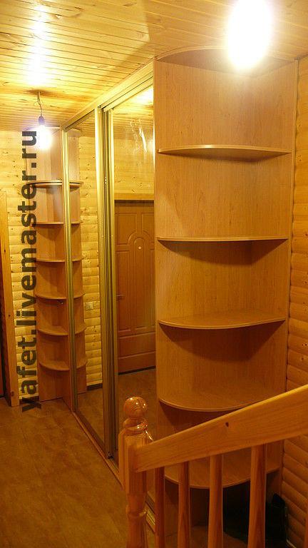 Мебель ручной работы. Ярмарка Мастеров - ручная работа. Купить Шкаф с выкатными полками. Handmade. Шкаф, креатив, мебель на заказ