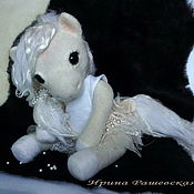 Куклы и игрушки ручной работы. Ярмарка Мастеров - ручная работа Лошадка Анжела. Handmade.