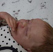 Куклы и игрушки ручной работы. Ярмарка Мастеров - ручная работа Твинушка.Кукла реборн. Handmade.